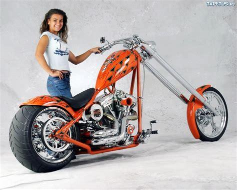 Dziewczyna, Chopper