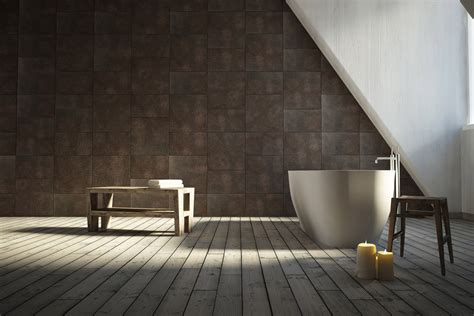Luna, Your Bathroom Wears Natural Leather