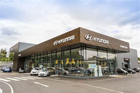 Arnold Clark Hyundai Car Showroom Project Martin