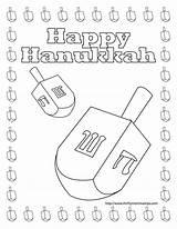 Dreidel Coloring Hanukkah Pages Printable Happy Sheets Thriftymommastips Drawing Behance Crafts Getcolorings Getdrawings sketch template