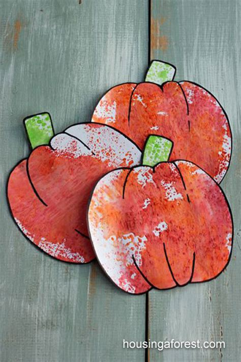 48 awesome fall crafts for 997 | Kool Aid Pumpkins
