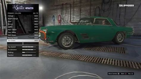 New Lampadati Casco On Single Player Special Garage List