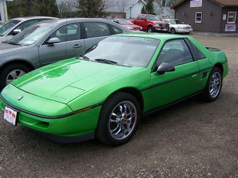 Pontiac Fiero Se by 1986 Pontiac Fiero Se Fiero