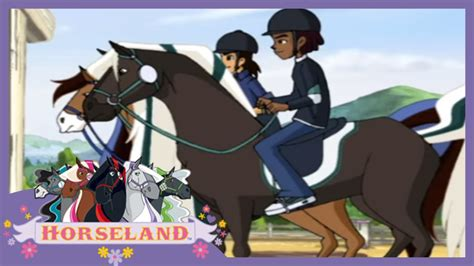 horseland full episodes baileys  friend season  episode  horse cartoons