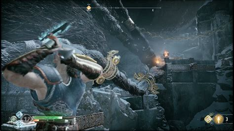 god of war como encontrar the magic chisel eurogamer pt