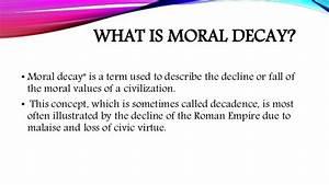 speech on moral values