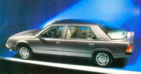 renault 25 limousine renault r25 l automobile ancienne