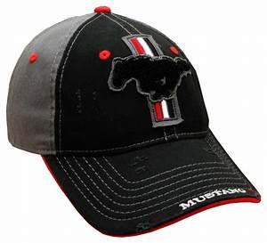 "Ford ""Mustang"" Vintage Snapback Hat"