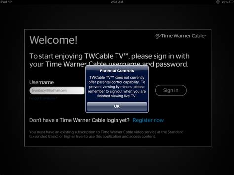 Twcable Tv App For Ipad Review