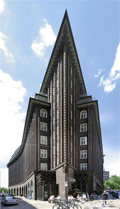 Expressionismus Architektur Merkmale by Bauen Mit Klinker Und Beton Monumente