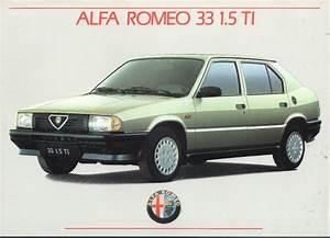 Alpha Romeo 33 : alfa romeo 33 ti photos and comments ~ Maxctalentgroup.com Avis de Voitures