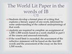ib world literature essay ib world literature essay     world literature essay   dako group