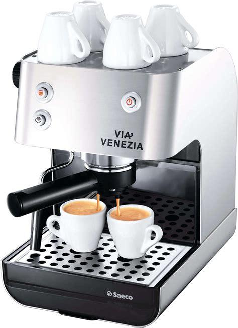 Via Venezia Machine à espresso manuelle RI9367/47   Saeco