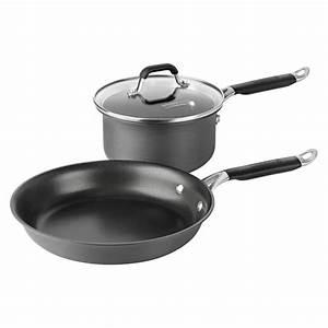 Kitchenaid 80297 Gourmet Essentials 10 Piece Hard Anodized