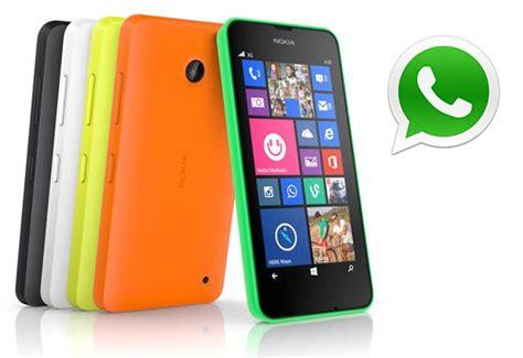 whatsapp para nokia lumia 630 softdescarga
