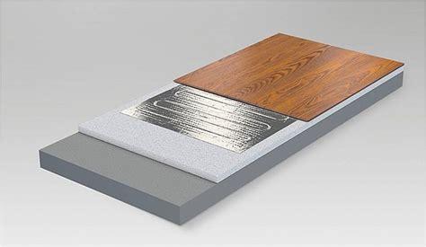 Elektrische Fußbodenheizung Verlegen by Elektrische Fu 223 Bodenheizung Richtig Verlegen