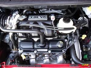 2007 Dodge Grand Caravan Sxt 3 8l Ohv 12v V6 Engine Photo