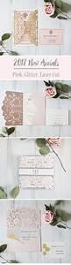 7, super, elegant, pink, wedding, invitations, from, ewi, 2017, new