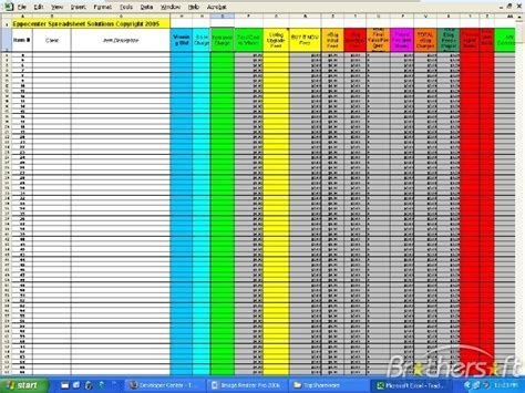 free ebay inventory spreadsheet template free ebay consignment spreadsheet ebay consignment spreadsheet 11