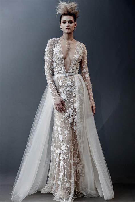 naeem khan spring  bridal collection tom lorenzo
