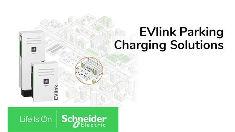 evlink parking charging solutions youtube