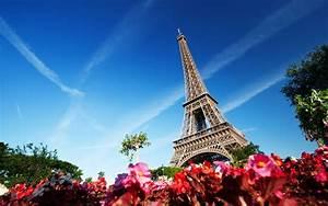 Eiffel, Tower, Paris, France, Wallpapers