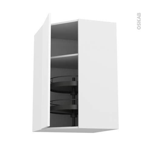 tourniquet de cuisine meuble de cuisine angle haut ginko blanc tourniquet 1