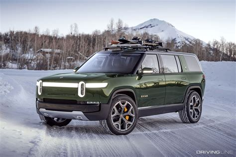 Ford Partners with Rivian for Electric Vehicle   DrivingLine