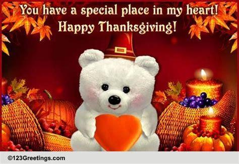 warm hugs thanksgiving love  specials ecards