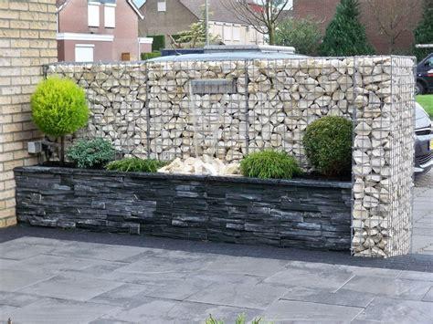Gartengestaltung Mit Gabionen by Wasserfall Mit Gabionen Gartengestaltung