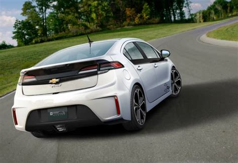 2016 chevy volt range one of many changes product reviews net