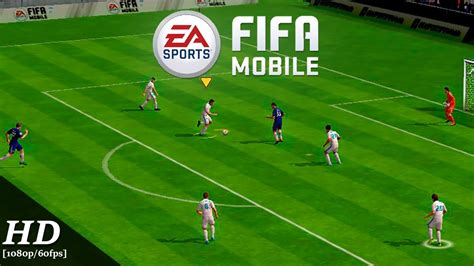 fifa mobile 2018 android gameplay 1080p 60fps