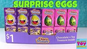 Choco Treasure Emoji Shopkins Chocolate Surprise Egg ...