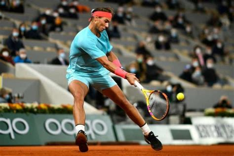 'Rafael Nadal was doing things which he had not always ...