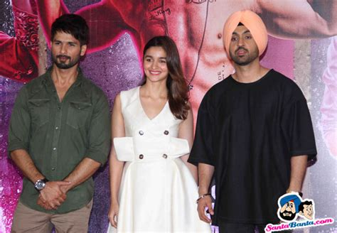 Udta Punjab Press Conference -- Shahid Kapoor, Alia Bhatt