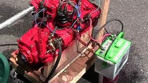 Atomic 4 Engine Test Stand