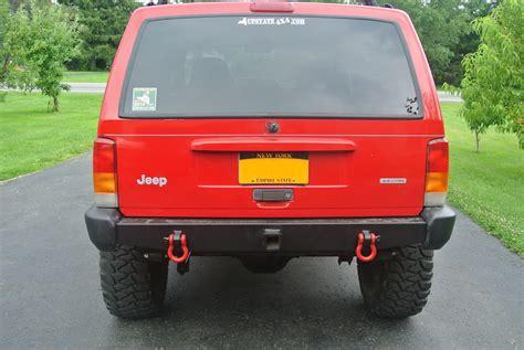 Elite Rear Bumper Jeep Cherokee Xj 84 01 Affordable