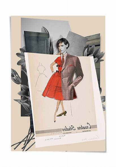 Collage Danish Trend Collages Poster Paper Adobe