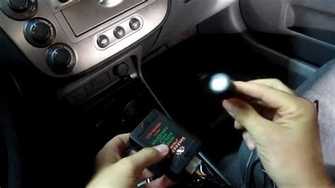 Installing Auxiliary In Car by Installing Pie Hon98 Aux Ipod Iphone Auxiliary Input