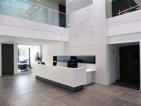 bureau de poste marcq en baroeul architecture d intérieur et design du nouveau siège social