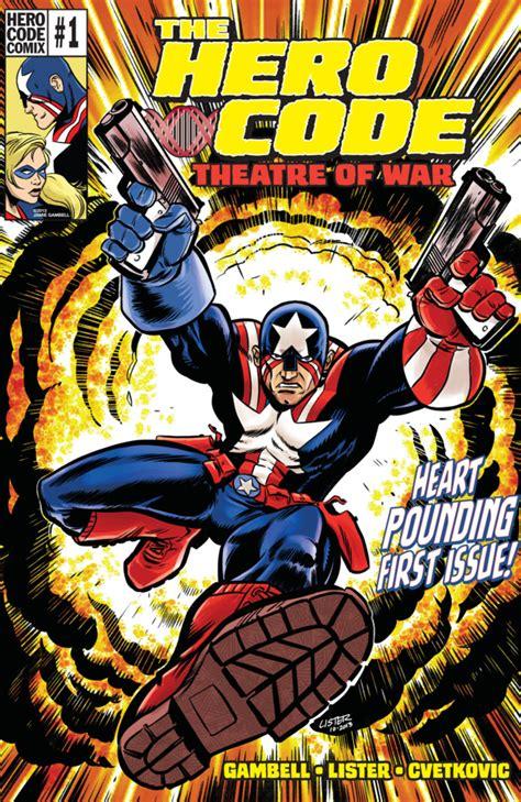 hero code war theatre