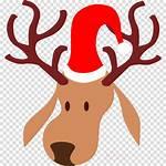 Noel Svg Pinclipart Rudolph Santa