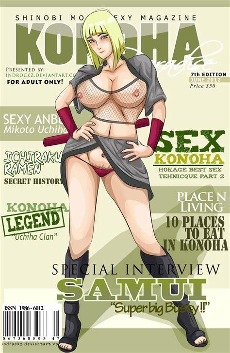 871110 Naruto Samui More Naruto Hentai Pictures