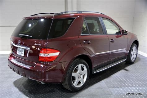 2008 mercedes benz ml 550 amg v8 suv with ml63 body kit engine with 400hp amg exhaust reverse camera and parking sensors heated seats and. 2008 Used Mercedes-Benz M-Class ML550 4MATIC 4dr 5.5L at ...