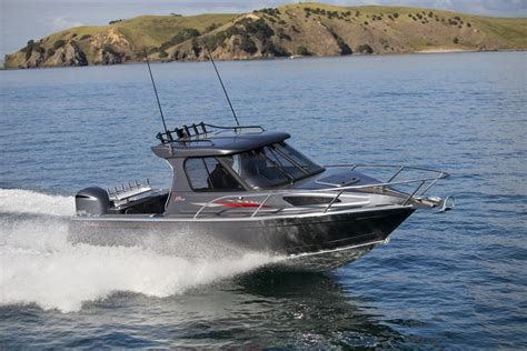 Fishing Boat Reviews Nz by Boat Test Reviews Nz Fishing World