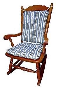 amazon com rocking chair cushion set colton federal
