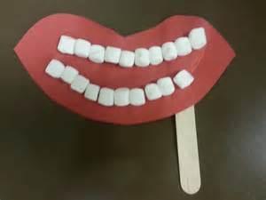 Dental Health Crafts Preschool