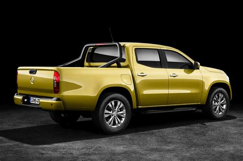 mercedes pickup new mercedes benz x class pickup revealed in full by car