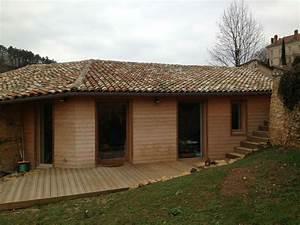Bardage Façade Maison : la tendance bardage bois pour isoler les murs de votre maison ~ Nature-et-papiers.com Idées de Décoration