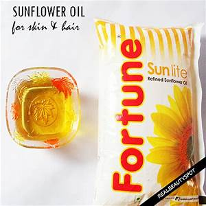 BENEFITS OF SUNFLOWER OIL FOR SKIN AND HAIR - THEINDIANSPOT